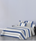 Javea Blue-Grey Duvet