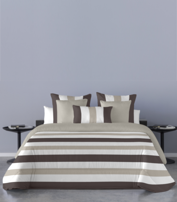 Javea Brown-Stone Duvet