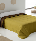 Bicolor Duvet Pistachio Green/brown