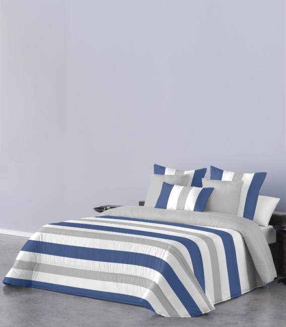 Javea Blue-Grey Duvet